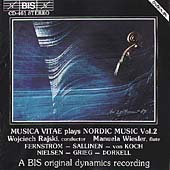 Musica Vitae plays Nordic Music Vol 2 / Rajski, Wiesler