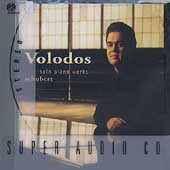 Schubert, Liszt: Solo Piano Works / Arcadi Volodos