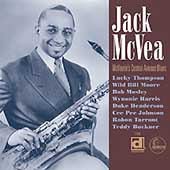 Jack McVea: McVoutie's Central Avenue Blues *