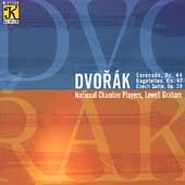 Dvorak: Serenade, etc / Graham, National Chamber Players