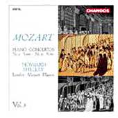 Mozart: Piano Concertos Vol 3 - nos 14 & 27 / Howard Shelley
