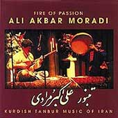 Ali Akbar Moradi: Fire of Passion
