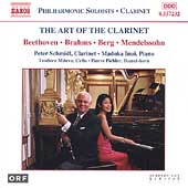 The Art of the Clarinet - Berg, etc / P. Schmidl, et al