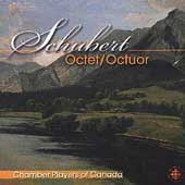 Schubert: Wind Octet, String Trio / Canadian Chamber Players