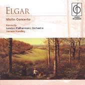 Elgar: Violin Concerto / Kennedy, Handley, London PO