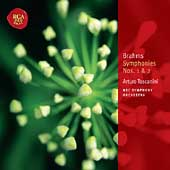 Classic Library - Brahms: Symphonies no 1 & 2