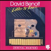David Benoit: Letter to Evan