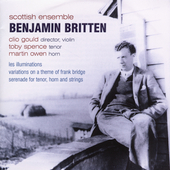 Britten: Les Illuminations, etc / Spence, et al