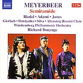 Opera Classics - Meyerbeer: Semiramide / Bonynge, Riedel