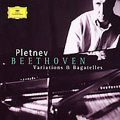 Beethoven: Variations, Bagatelles, Piano Pieces