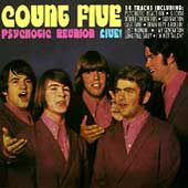 The Count Five: Psychotic Reunion Live!