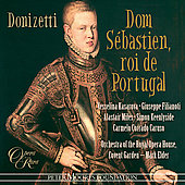 Donizetti: Dom S&eacute;bastien / Elder, Kasarova, Filianoti, et al