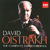 David Oistrakh - Complete EMI Recordings
