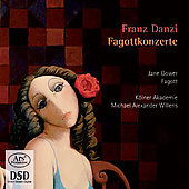 Forgotten Treasures Vol 2 - Danzi: Fagottkonzerte, Overture in E flat major / Willens, Gower, et al