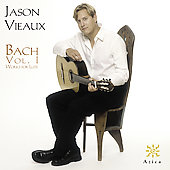Bach: Works for Lute Vol 1 / Jason Vieaux