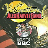 Alex Harvey (Rock): Live at the BBC