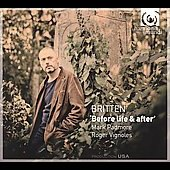 Britten: Before Life & After, Songs / Padmore, Vignoles
