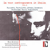 La voce contemporanea in Italia Vol 4 / Alterno Duo, et al