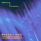 Neither Proud Nor Ashamed / Randall Hall