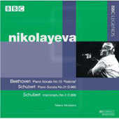 Beethoven, Schubert / Tatyana Nikolayeva