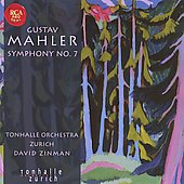 Mahler: Symphony no 7 / Zinman, et al