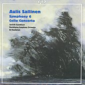 Aulis Sallinen: Symphony no 6, Cello Concerto