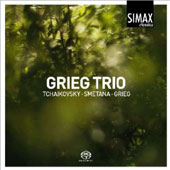 Grieg Trio plays Tchaikovsky, Smetana & Grieg
