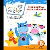 Baby Einstein Music Box Orchestra: Baby Einstein: Sing and Play Collection