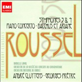 Roussel: Symphonies 3 & 4