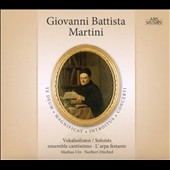 Giovanni Battista Martini: Te Deum; Magnificat; Introitus; Concerti
