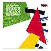 Prokofiev: Symphony no 7, etc / Järvi, Scottish NO