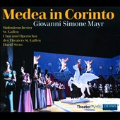 Giovanni Simon Mayr: Medea In Corinto