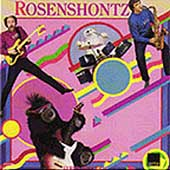 Rosenshontz: Rock 'N Roll Teddy Bear