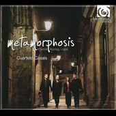 Metamorphosis: Bart&oacute;k, Kurt&aacute;g, Ligeti