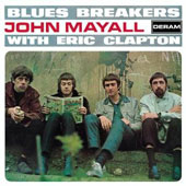 John Mayall/John Mayall & the Bluesbreakers (John Mayall): Bluesbreakers with Eric Clapton
