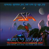 Asia (Rock): Spirit of the Night: The Phoenix Tour Live in Cambridge 2009 [Special Edition Box Set Live CD/DVD] [Digipak]