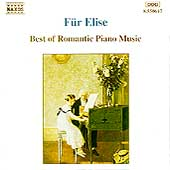 F&uuml;r Elise - Best of Romantic Piano Music