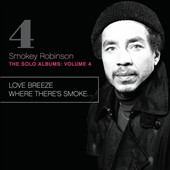 Smokey Robinson: Solo Albums, Vol. 4: Love Breeze/Where There's Smoke... [Digipak]