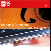 Brahms, Schumann: String Quartets / Melos Qrt.