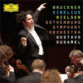 Bruckner, Sibelius, Nielsen / Gustavo Dudamel
