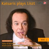 Cyprien Katsaris Plays Liszt, Vol. 1