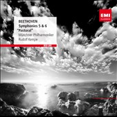 Beethoven: Symphonies Nos. 5 & 6 / Rudolf Kempe