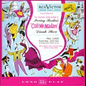 Call Me Madam [1950 Studio Recording] [2012 Edition]