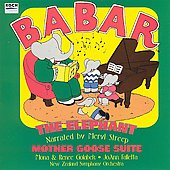 Poulenc: Babar the Elephant, etc / Meryl Streep, et al