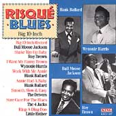 Various Artists: Risque Blues: Big 10 Inch Record