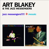 Art Blakey/Art Blakey & the Jazz Messengers: Jazz Messengers!