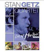 Stan Getz (Sax): Live at Montreux 1972 [DVD]