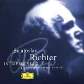 Sviatoslav Richter - In Memoriam