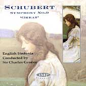Schubert: Symphony 9 / English Sinfonia, Groves
