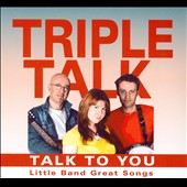 Triple Talk: Triple Talk [Digipak]